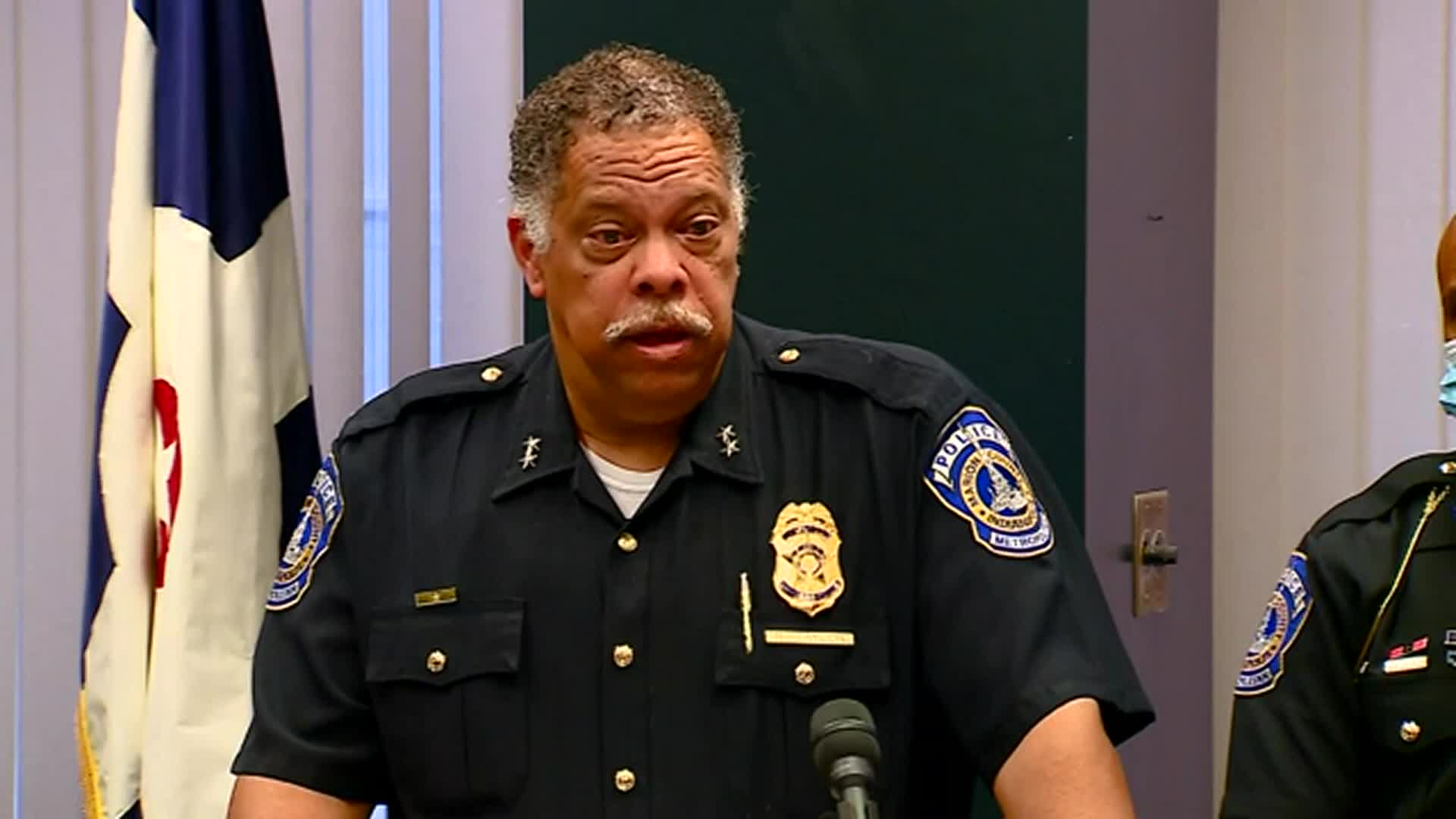 Image for Indianapolis police sergeant charged after body camera video showed him kicking handcuffed man in head