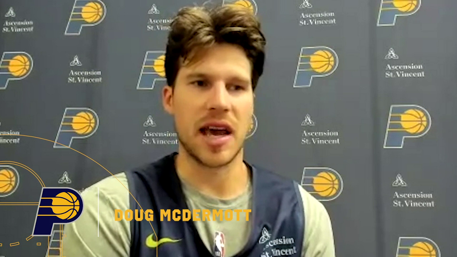 Pacers Having an Upbeat Training Camp