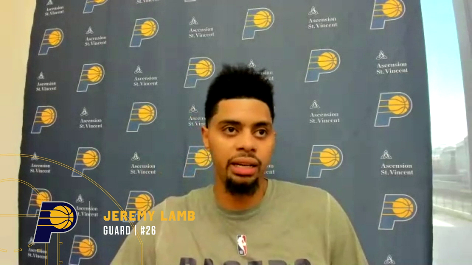 Jeremy Lamb on Rehab, Changes to Diet