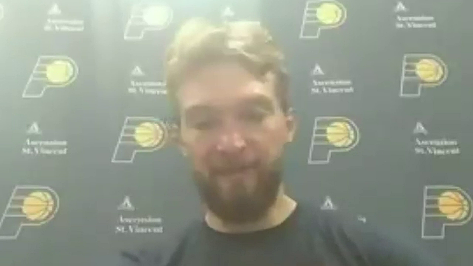 Sabonis is Excited for the Season to Start