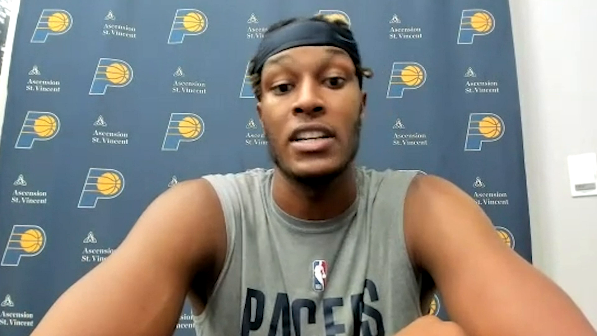 Pacers Focused on Improving