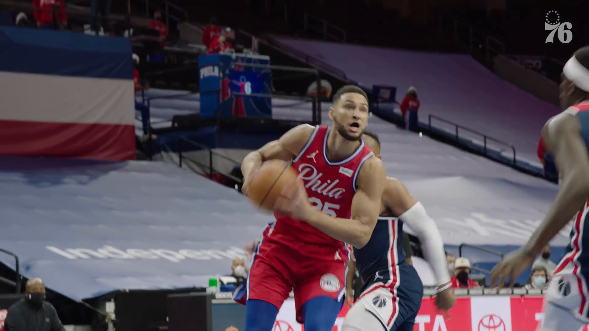 Game Film | 76ers vs Wizards (12.23.20)