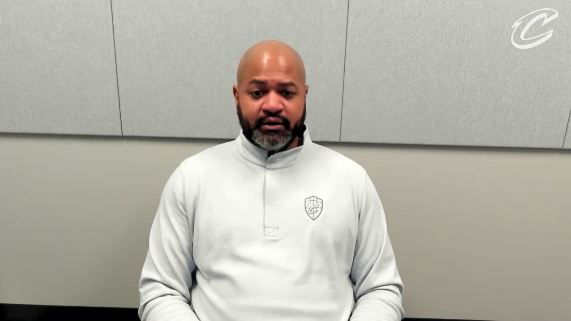 Cavs at Pacers Postgame: Coach Bickerstaff