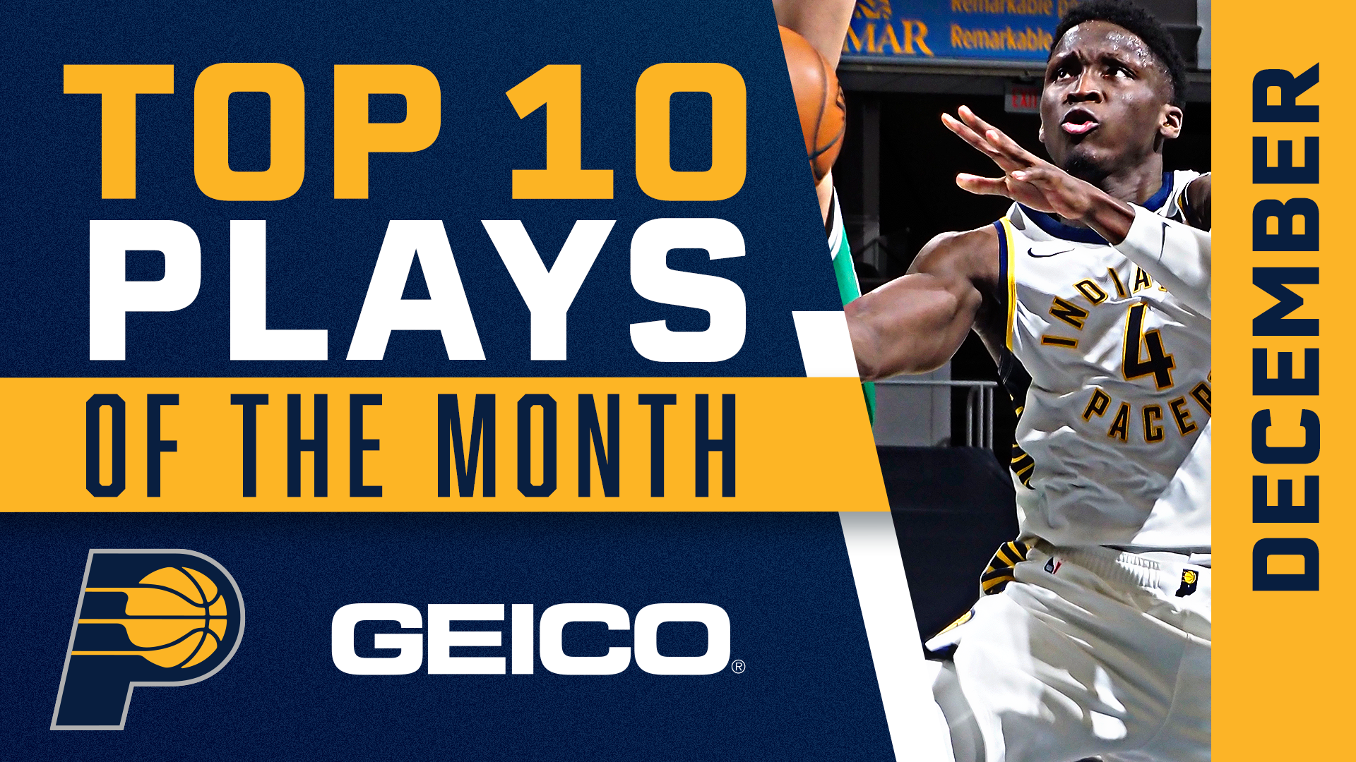 GEICO Top 10 Plays of December 2020