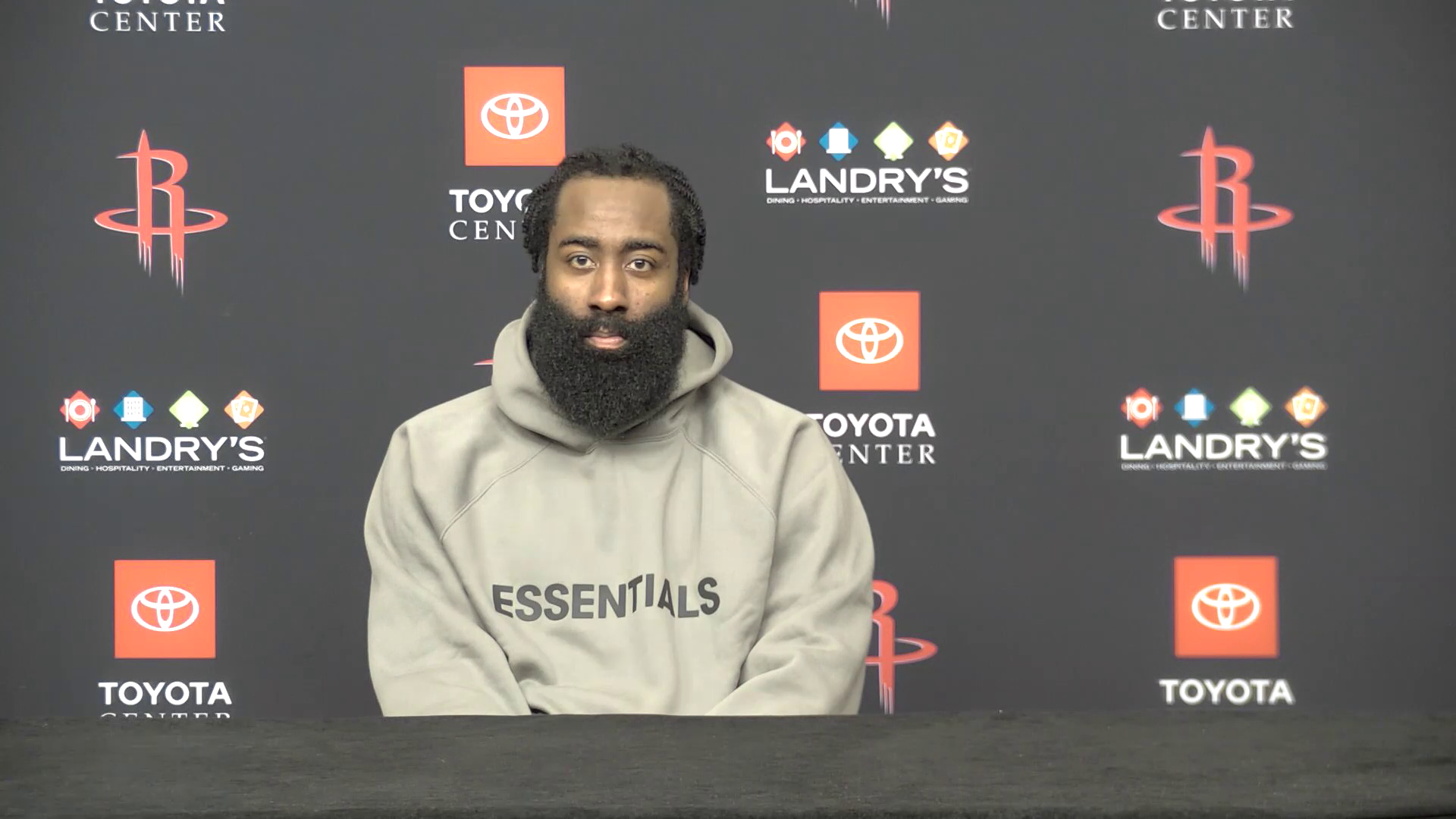 Postgame Interviews: James Harden 1-4-2021