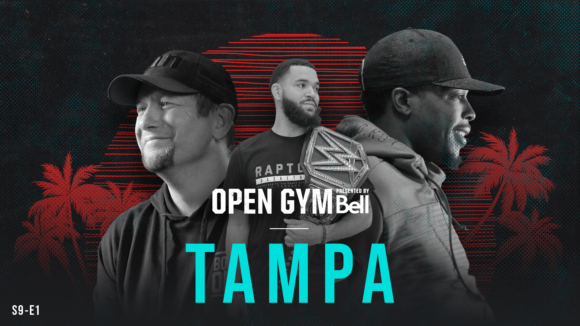 Behind the scenes in Tampa, Norman Powell's crib, new player signings | Open Gym Pres. By Bell