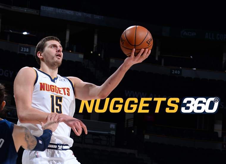 Denver Nuggets N360: Episode 1
