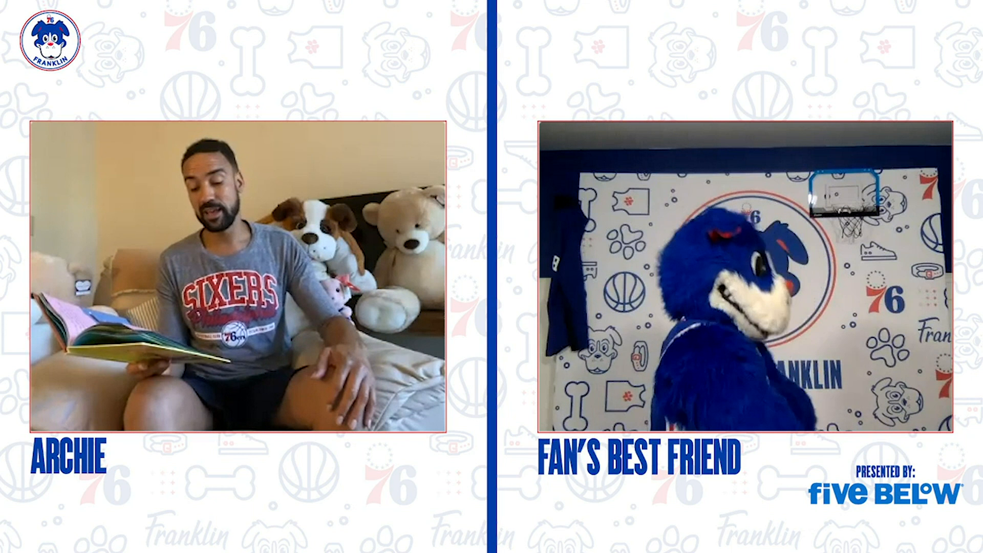 Story Time With Fan's Best Friend: The Diggingest Dog
