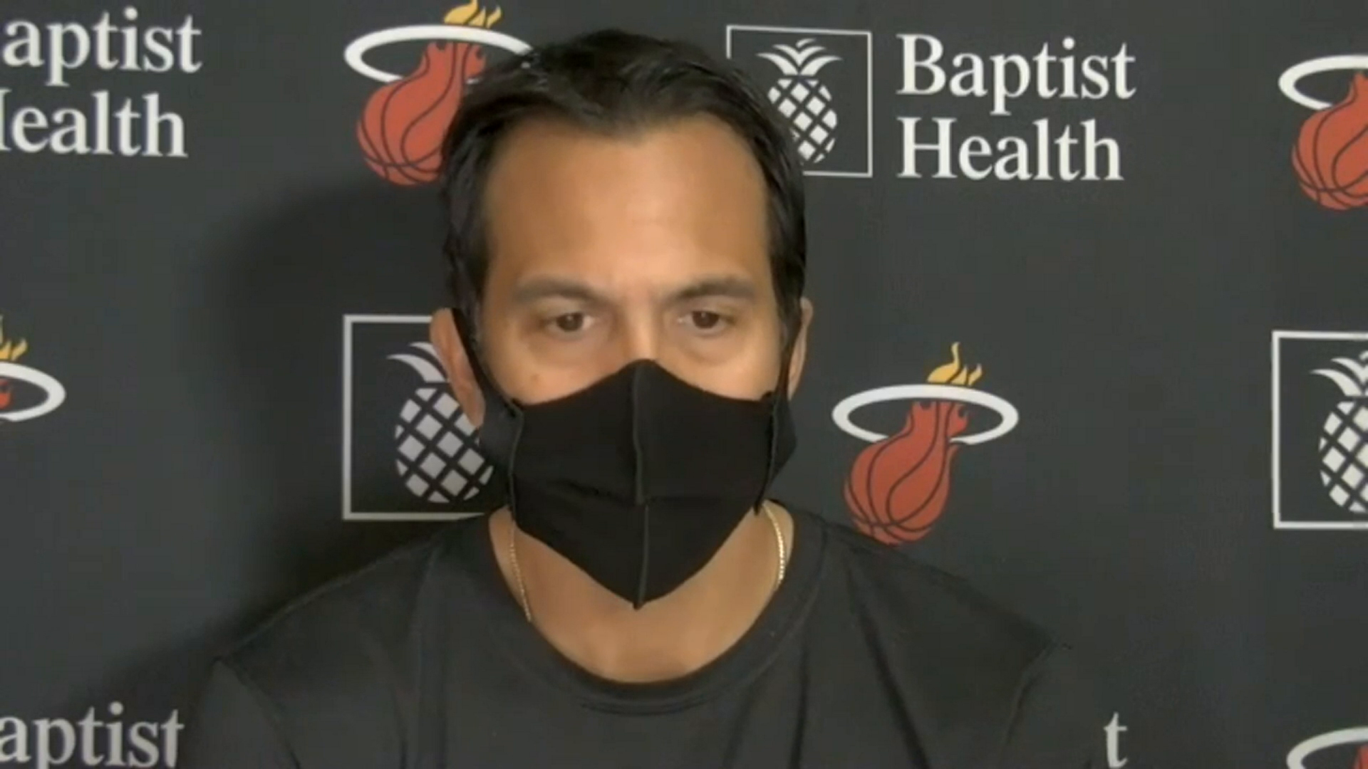 Coach Spo Ahead Of The Upcoming Road Trip