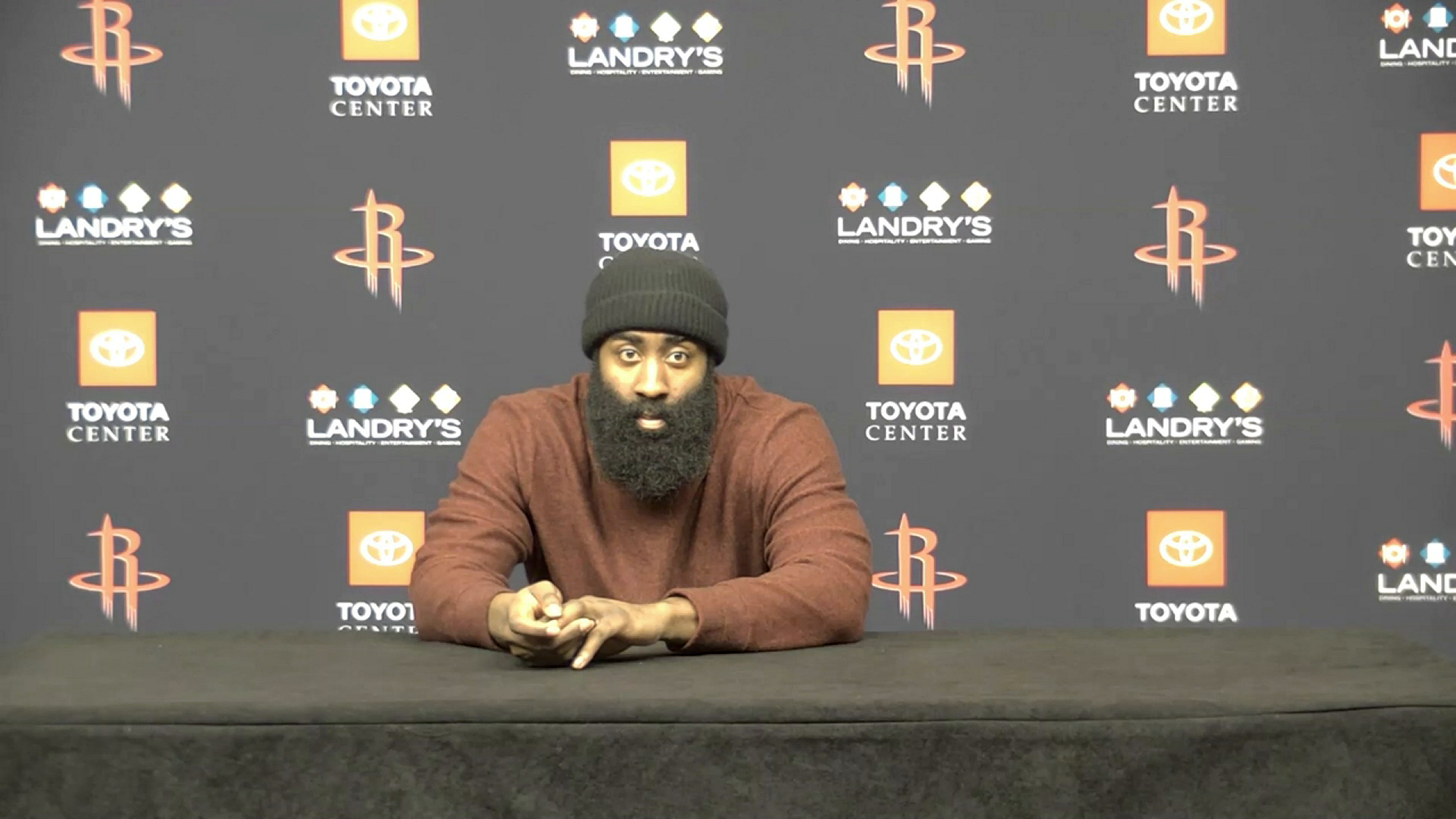 Postgame Interviews: James Harden 1-10-2021
