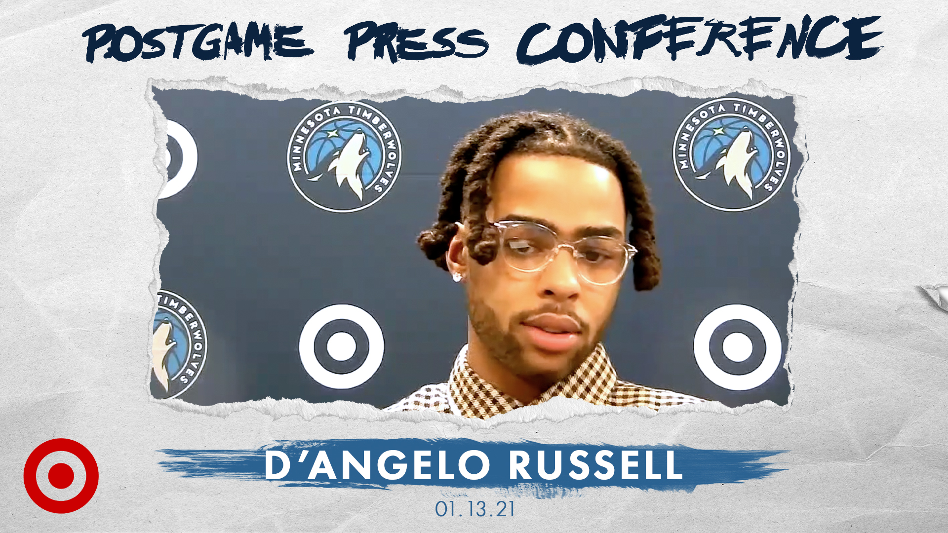 D'Angelo Russell Postgame Press Conference - January 13, 2021