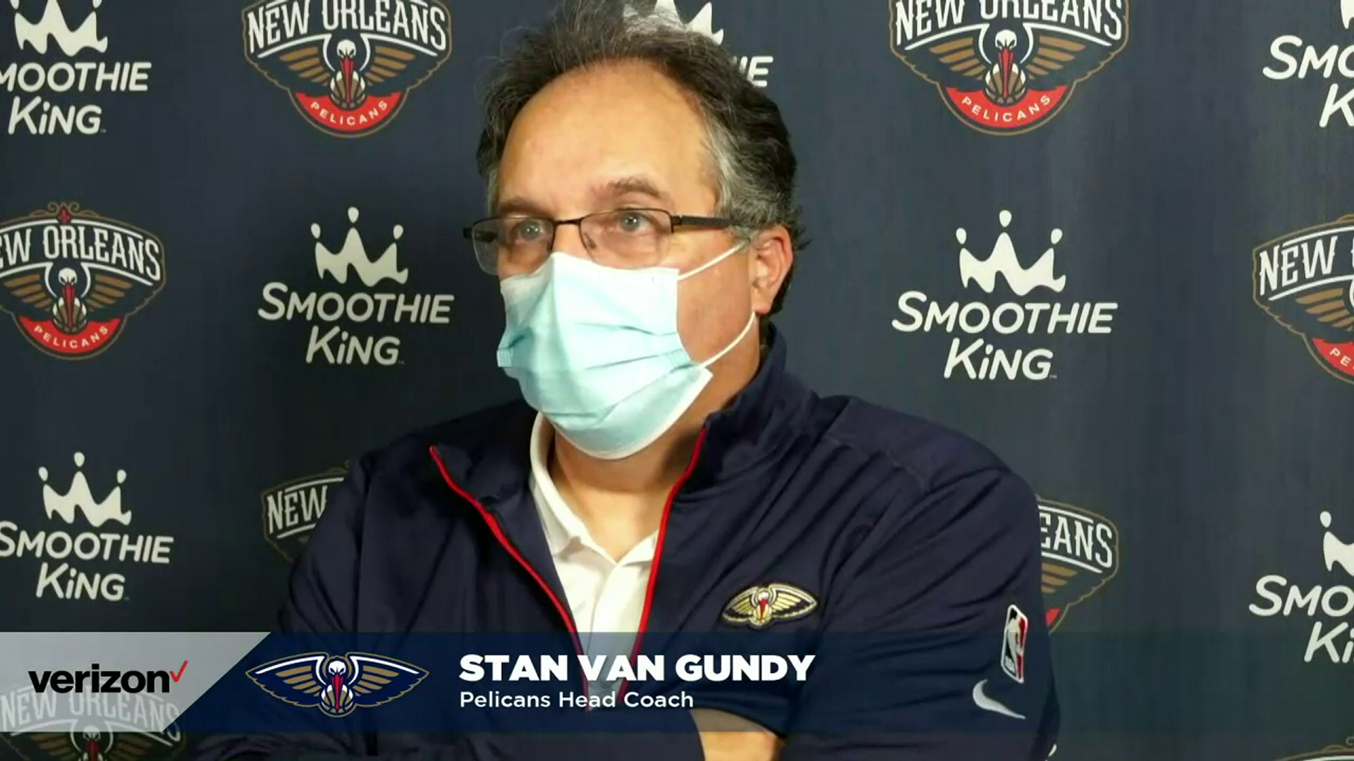 Stan Van Gundy discusses loss to LA | Pelicans-Clippers Postgame