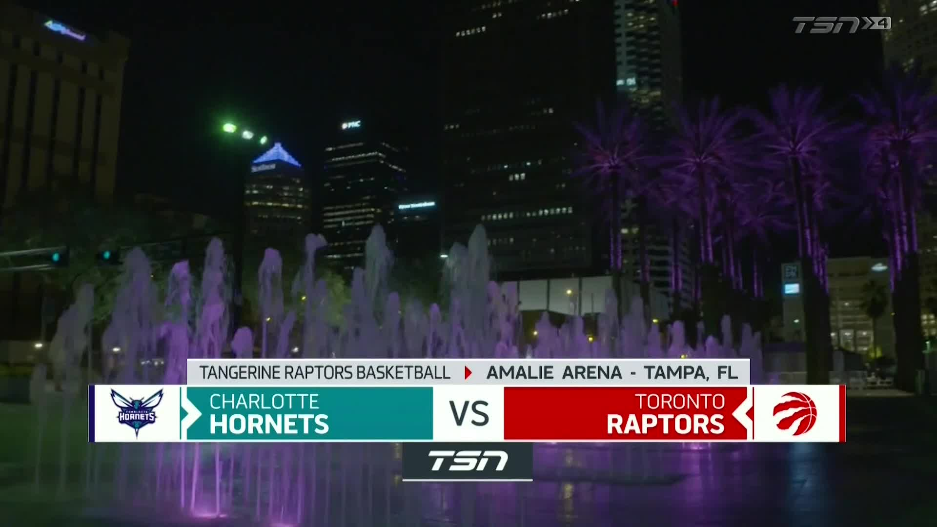 Tangerine Game Highlights: Raptors vs Hornets - January 14, 2021