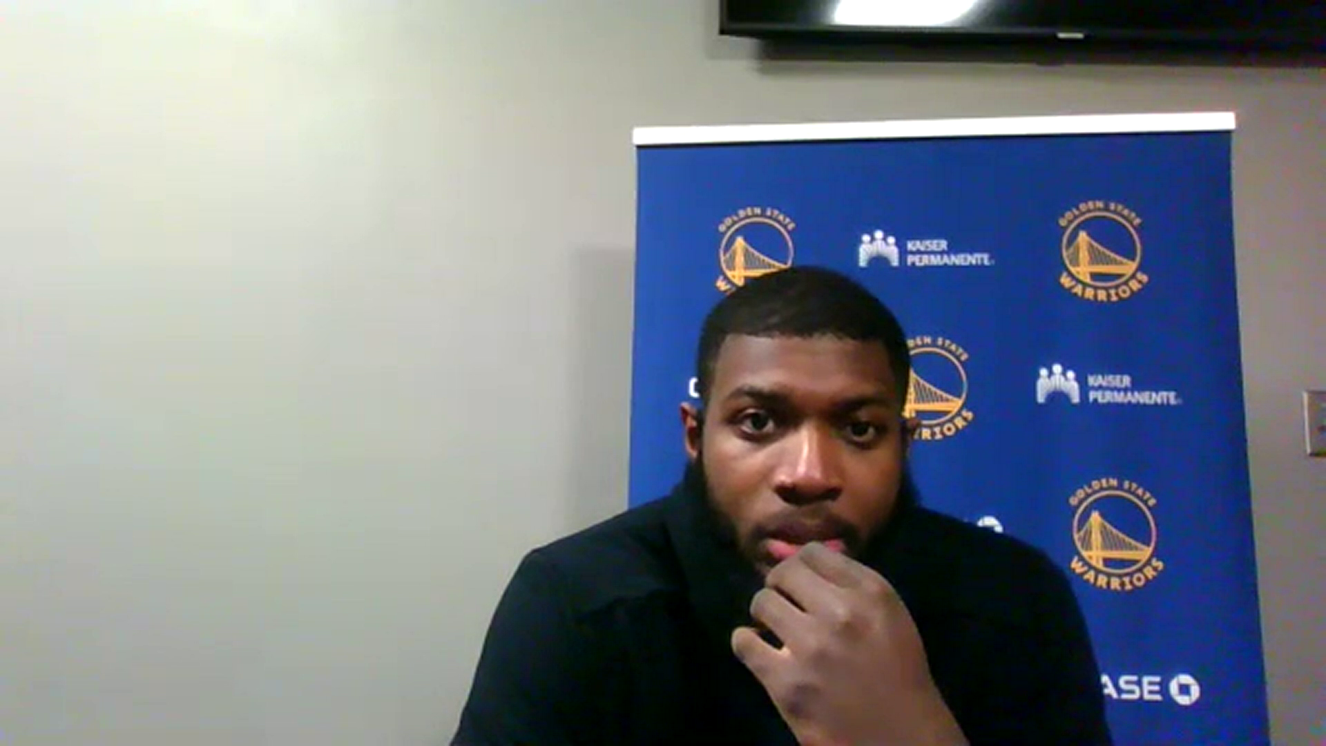 Postgame Warriors Talk: Eric Paschall - 1/14/21
