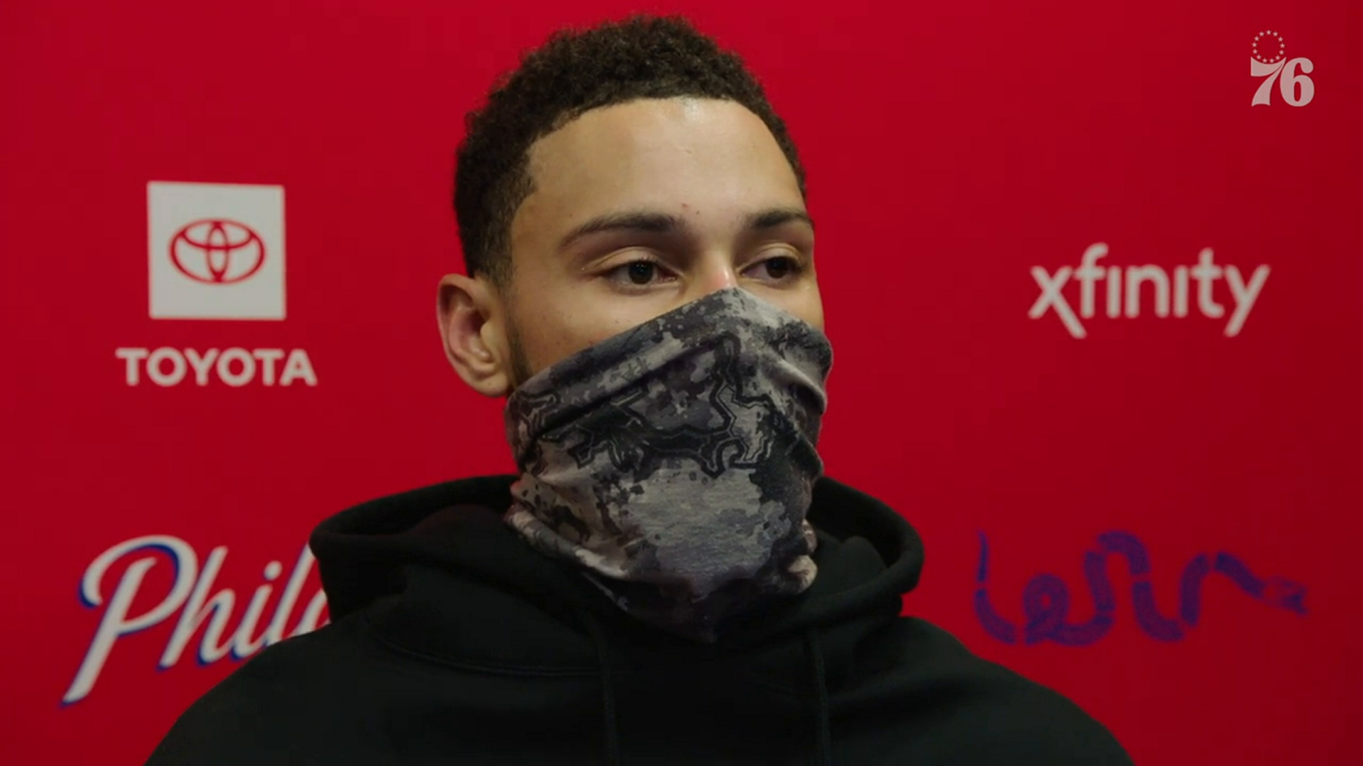 Ben Simmons | Postgame Media vs Miami Heat (01.14.21)