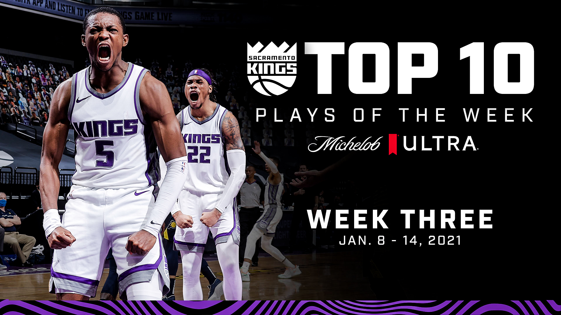 Kings Top 10 Plays of the Week | Week 3