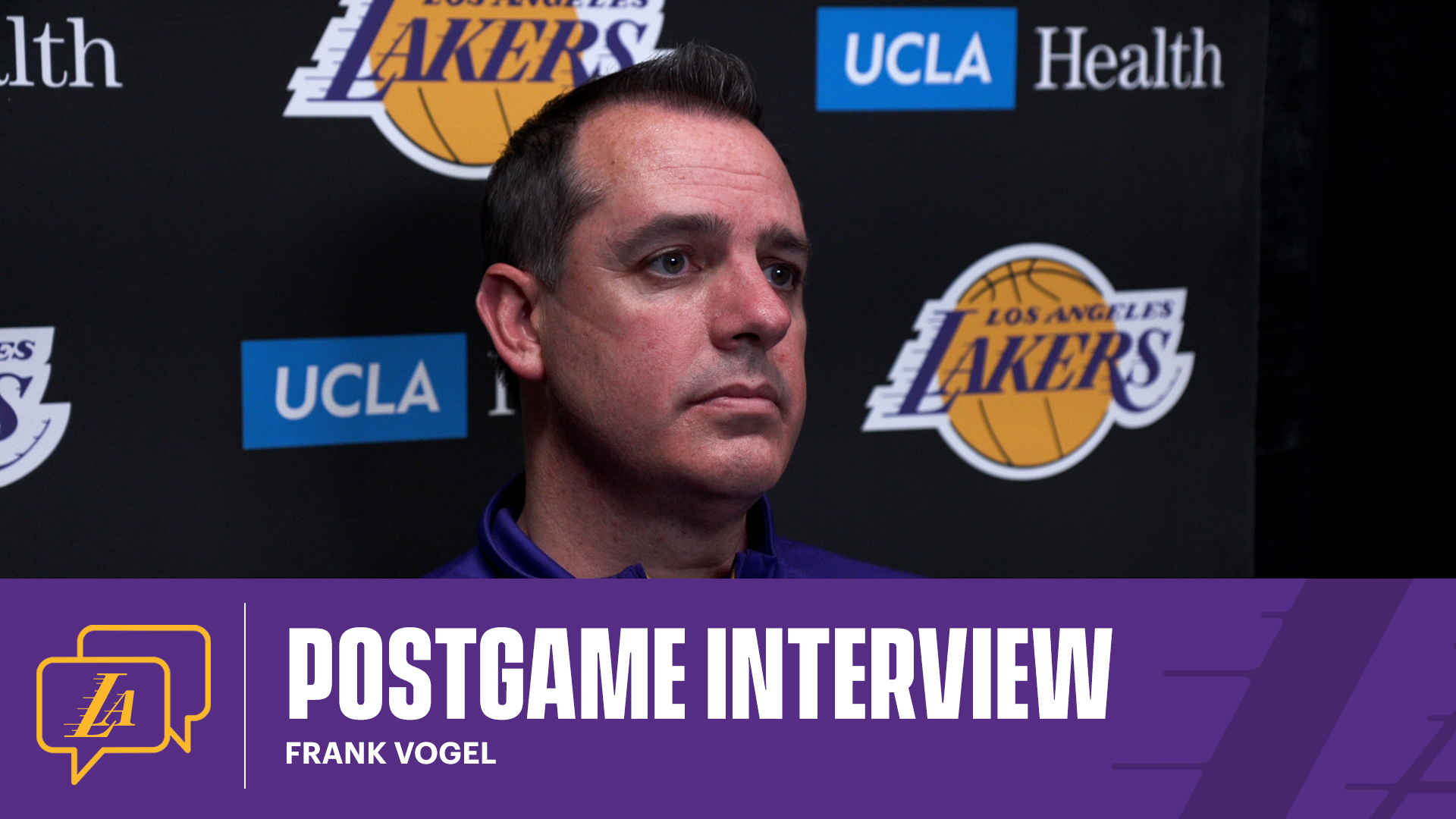 Lakers Postgame: Frank Vogel (1/15/21)