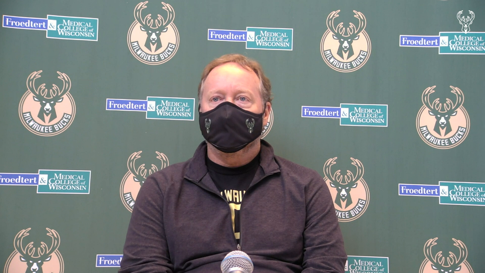 Coach Budenholzer Press Conference | 1.16.21