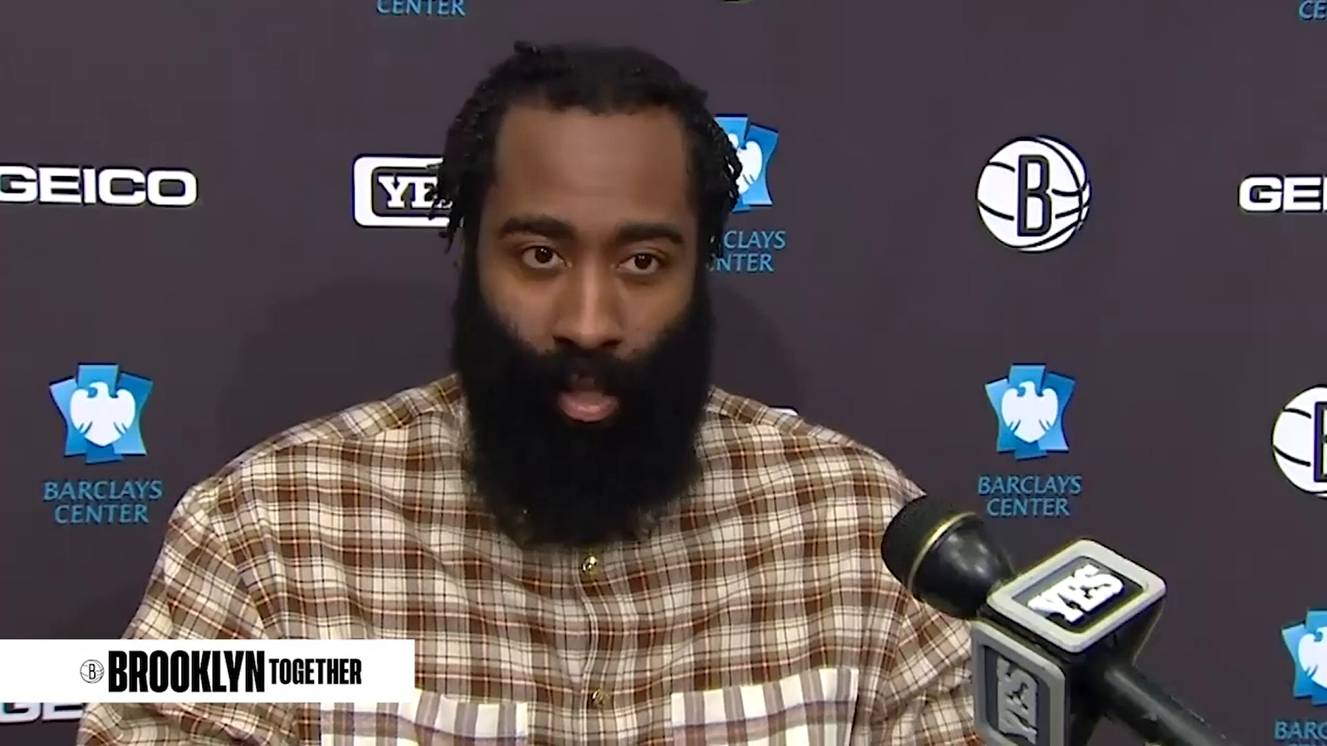 James Harden: Postgame vs. Magic