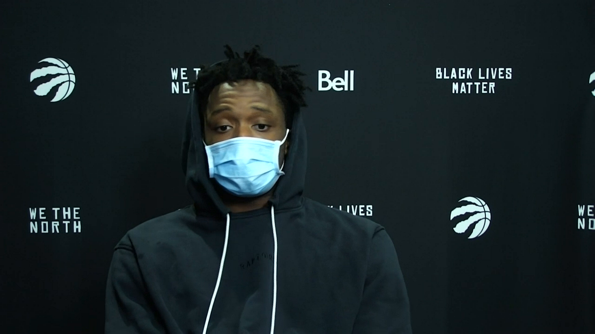 Post Game: OG Anunoby - January 16, 2021