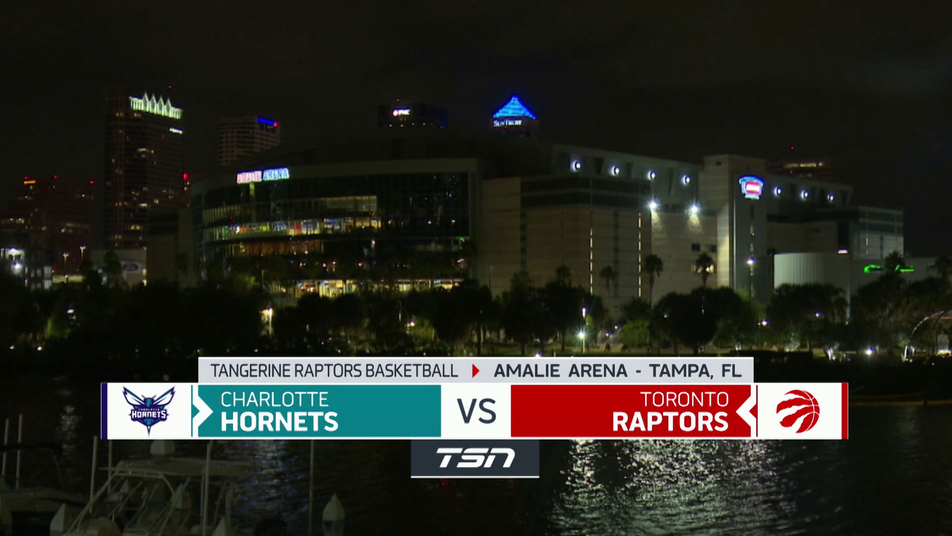 Tangerine Game Highlights: Raptors vs Hornets - January 16, 2021