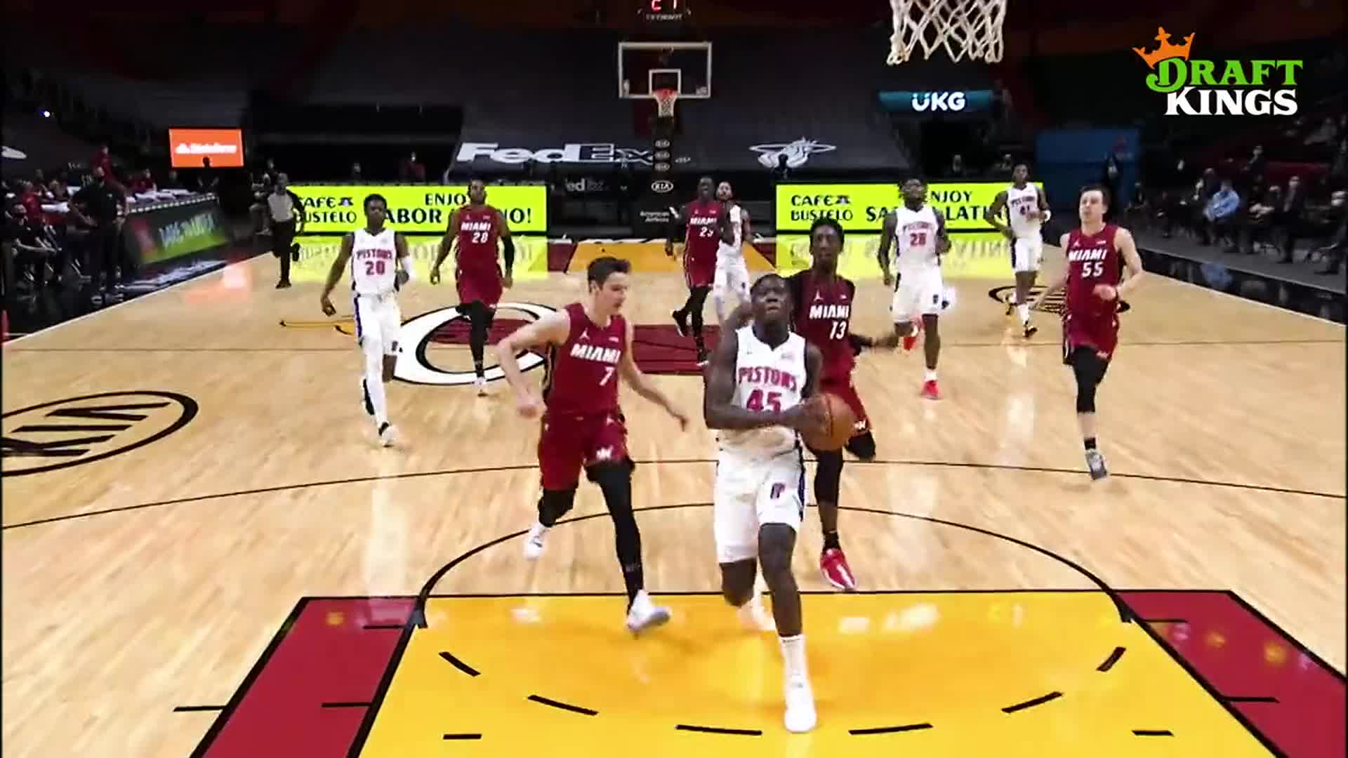 Dunk of the Week, presented by Draft Kings: Sekou Doumbouya