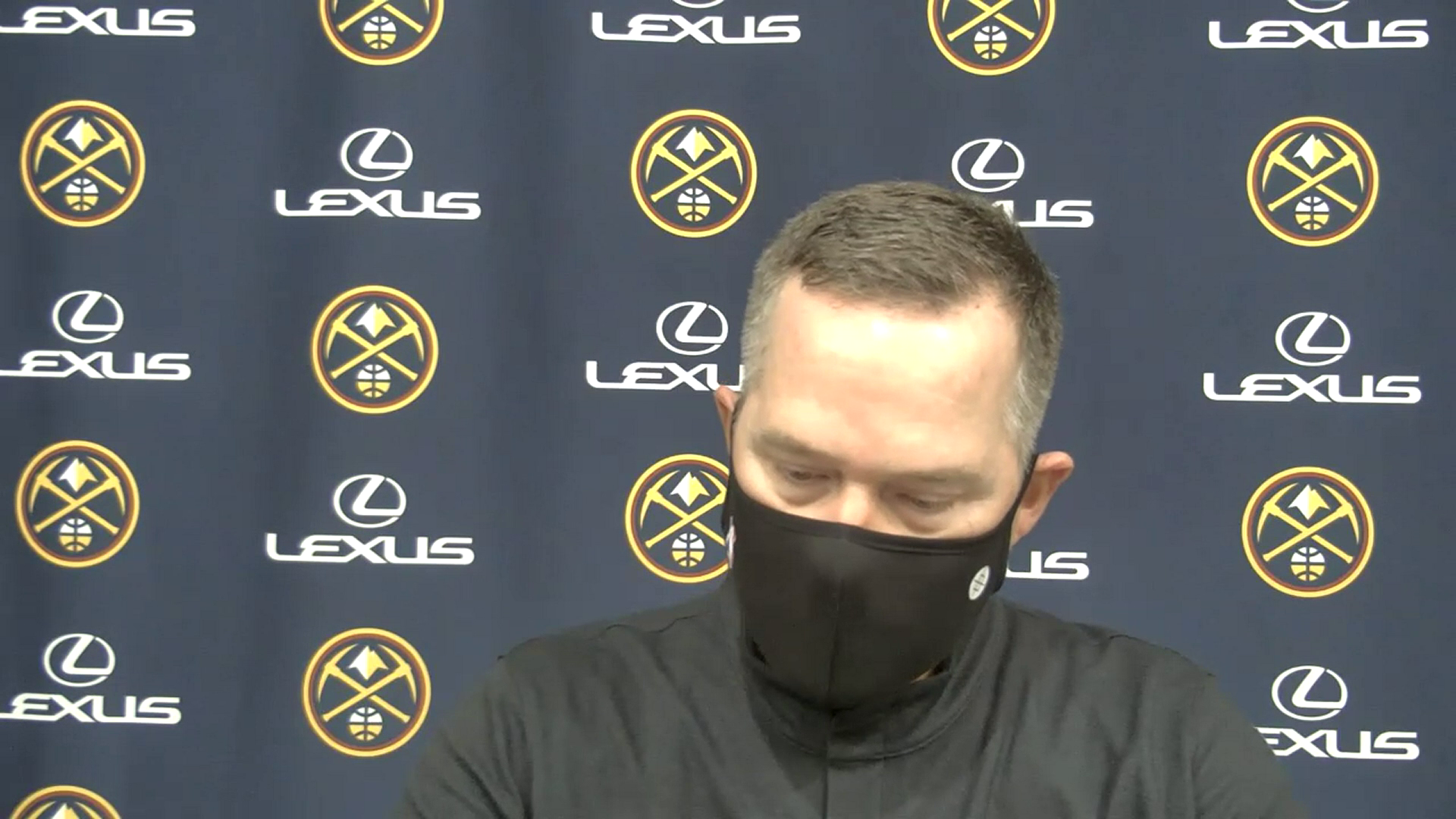 Nuggets postgame interview: Michael Malone (01/17/2021)