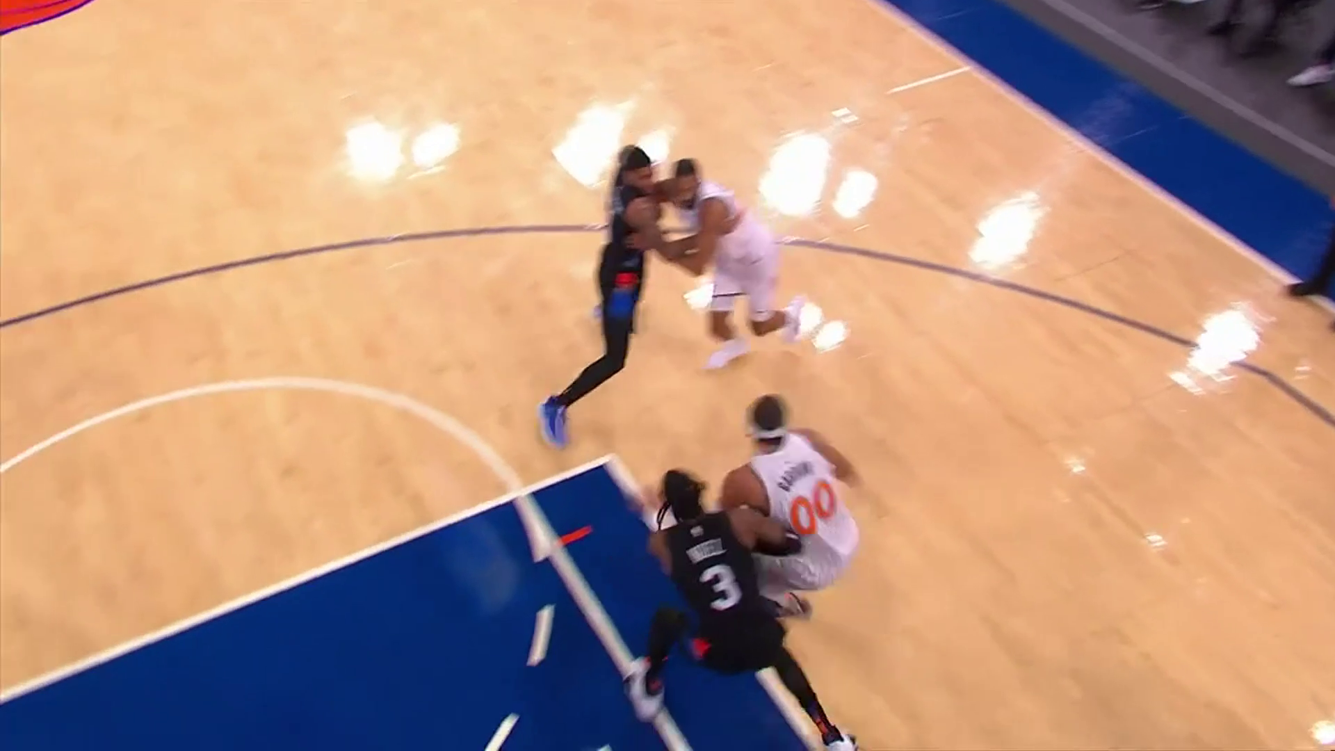 Aaron Gordon Hits the Reverse Spin Cycle