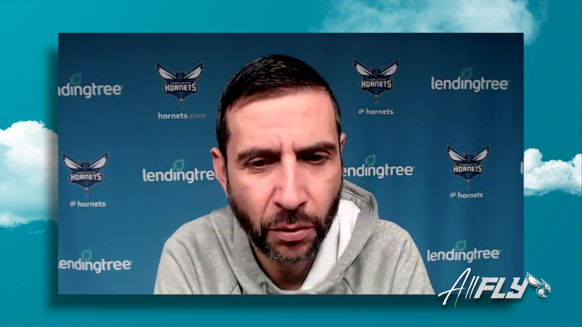 Hornets Practice | James Borrego - 1/18/21