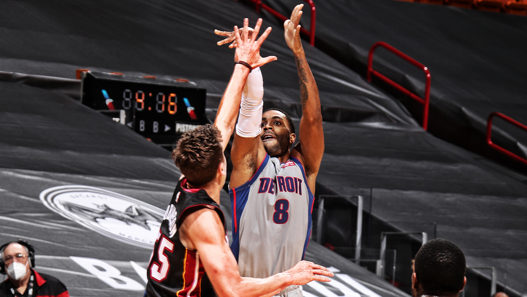 Pistons Playback, presented by Flagstar: Pistons at Heat