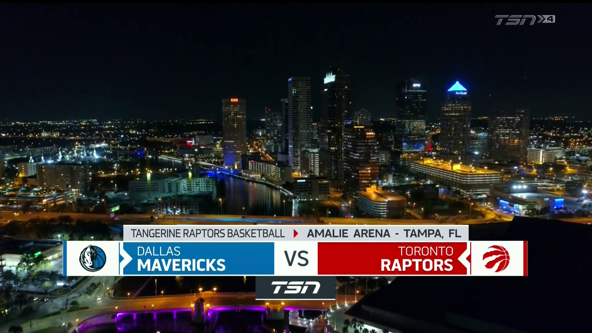 Tangerine Game Highlights: Raptors vs Mavericks - January 18, 2021
