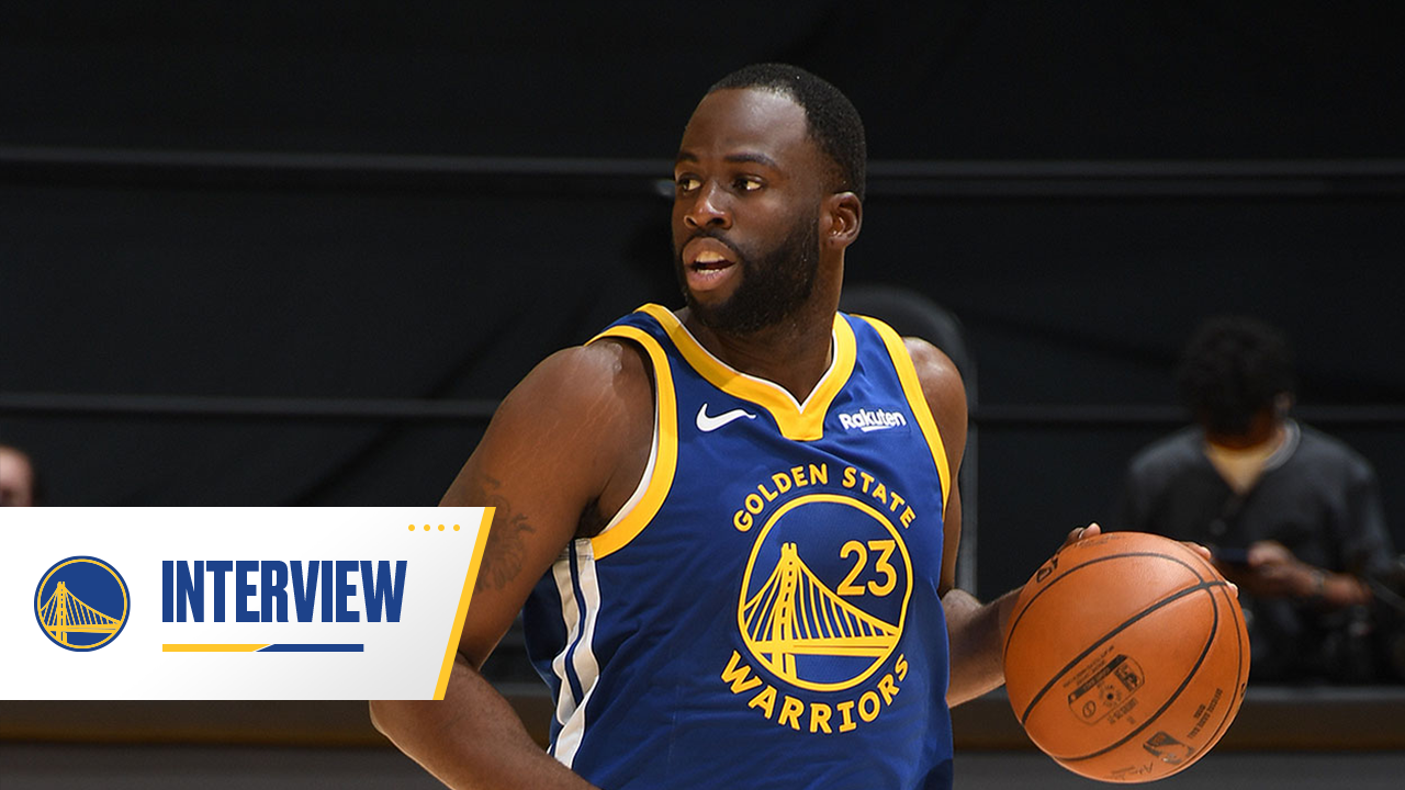 Postgame Warriors Talk: Draymond Green - 1/18/21