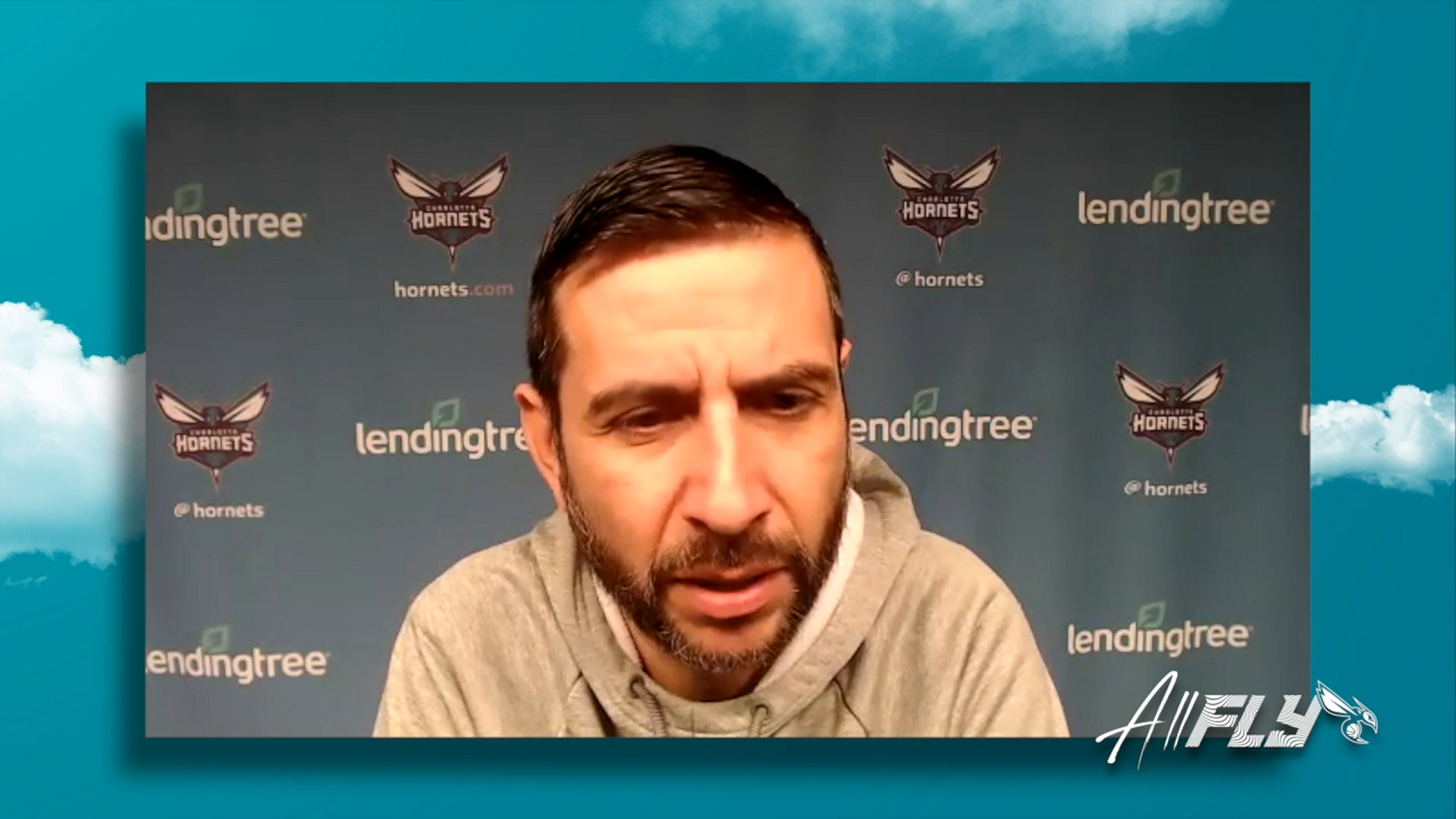Hornets Practice | James Borrego - 1/20/21