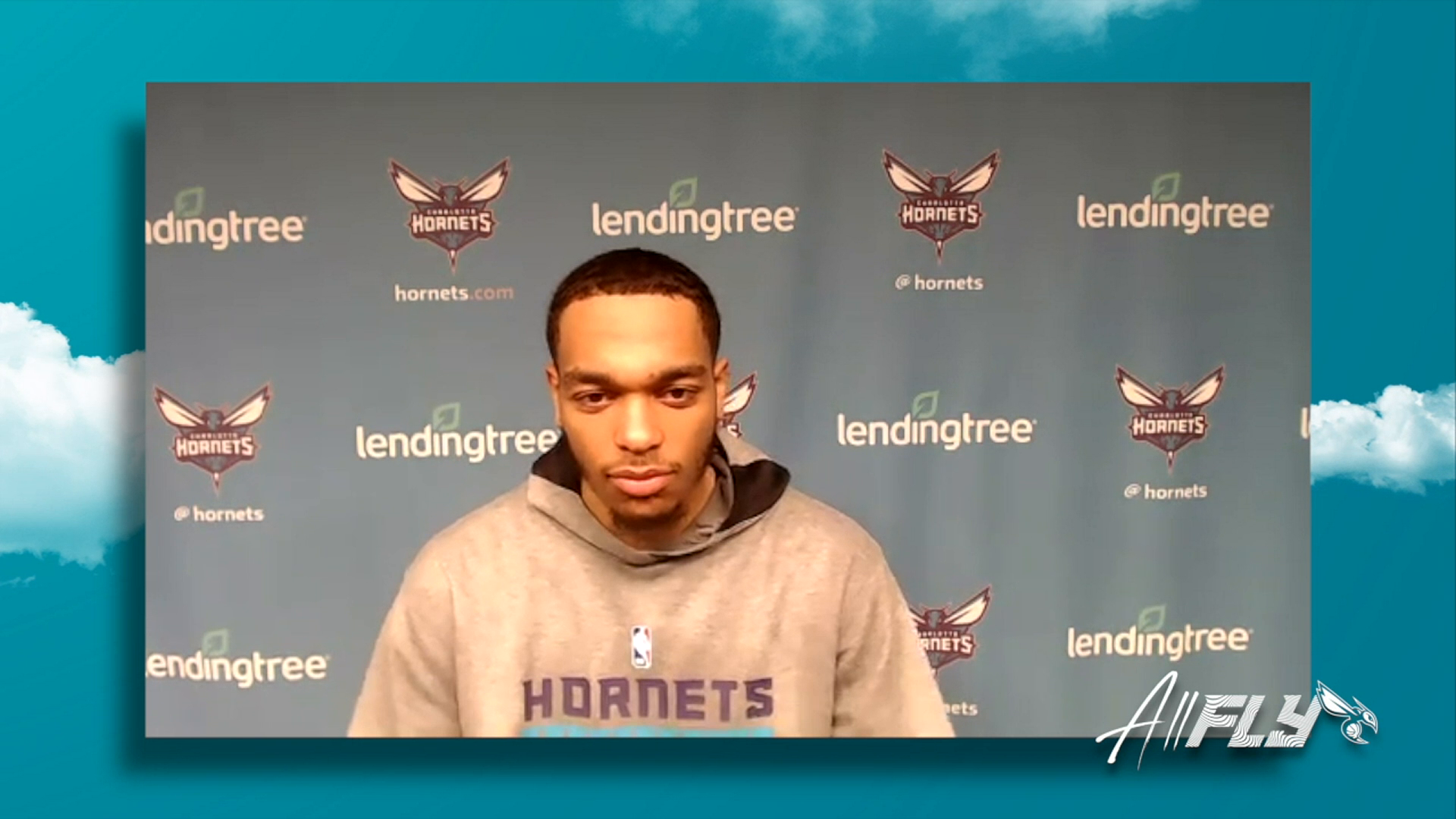 Hornets Practice | PJ Washington - 1/20/21