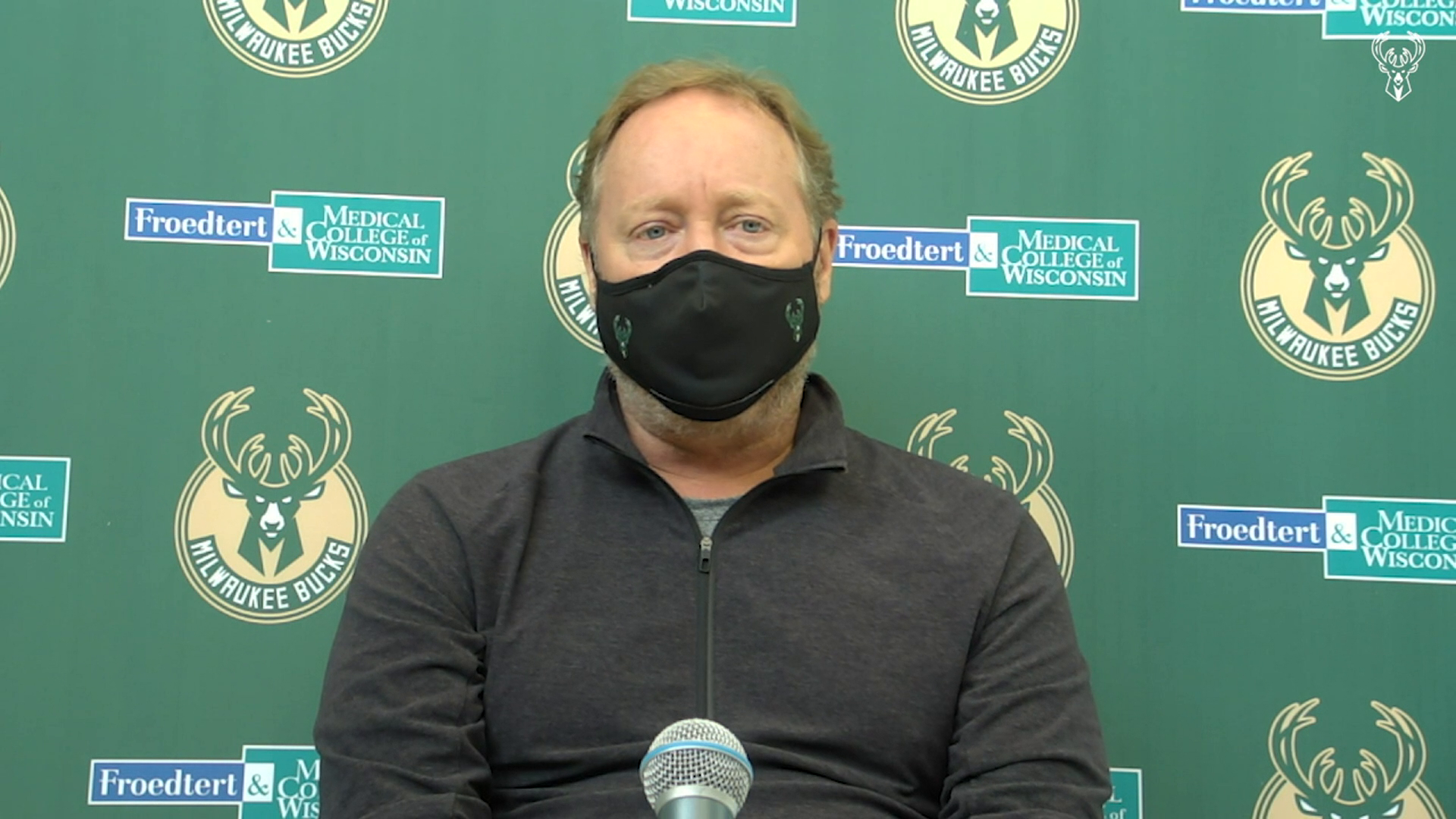 Coach Budenholzer Press Conference | 1.20.21