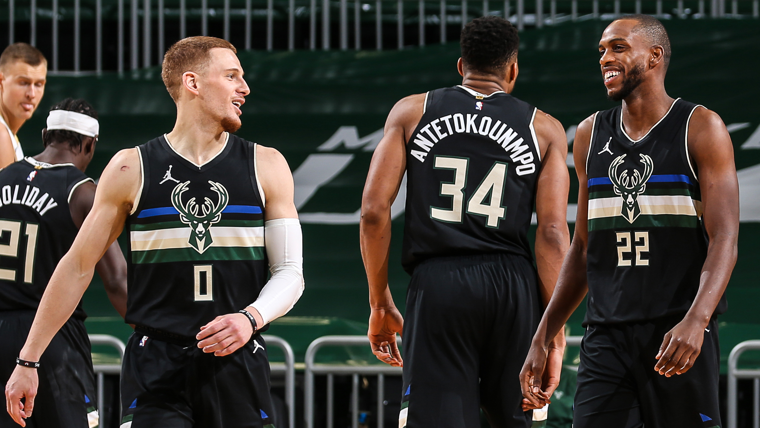 All-Access: Bucks Beat Mavs In Milwaukee