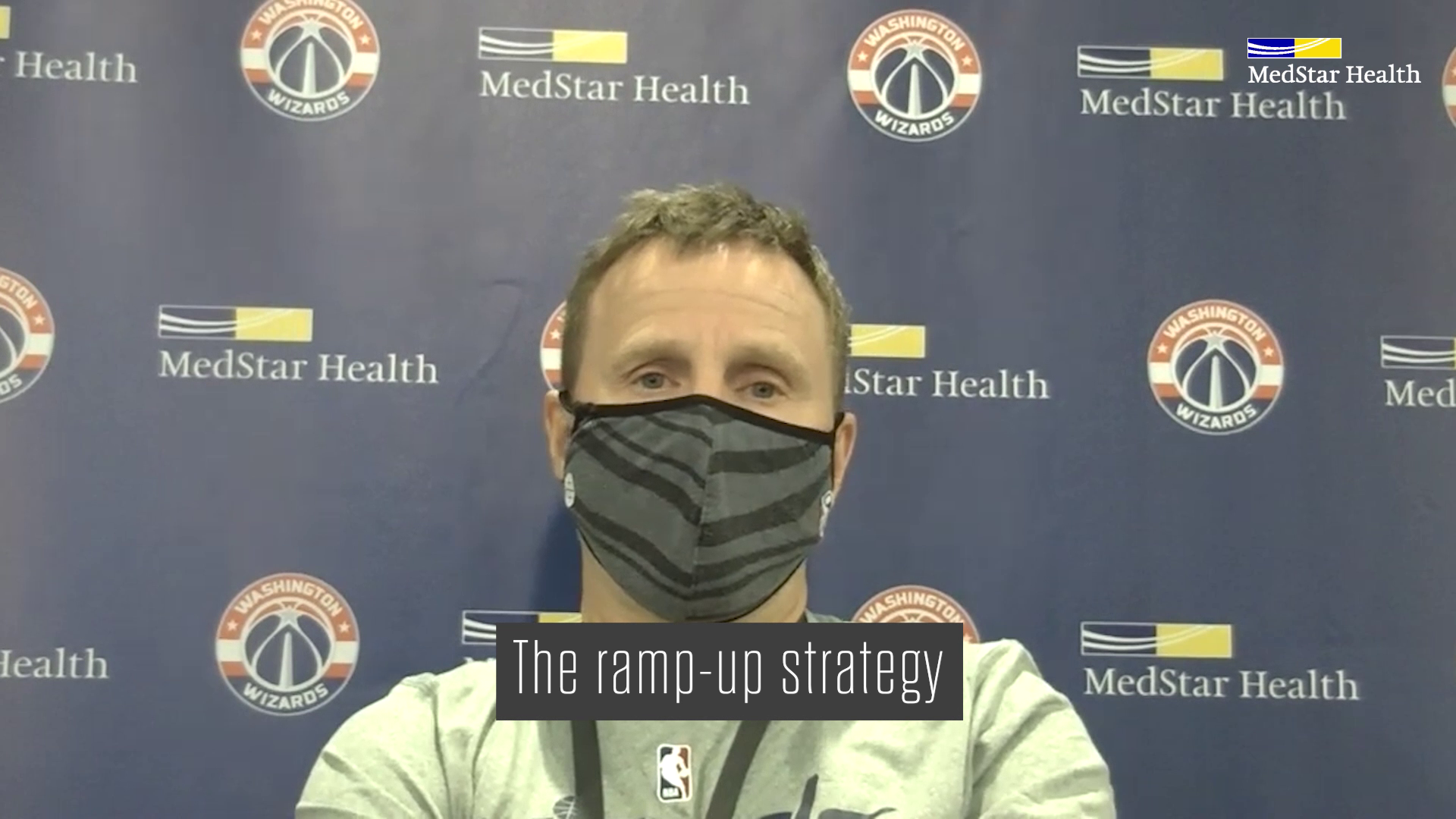 Scott Brooks Post-Practice Media Availability - 1/20/21