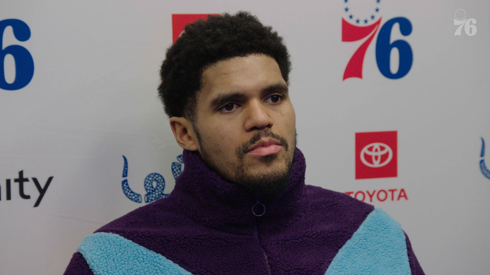 Tobias Harris | Postgame Media vs Boston Celtics (01.20.21)