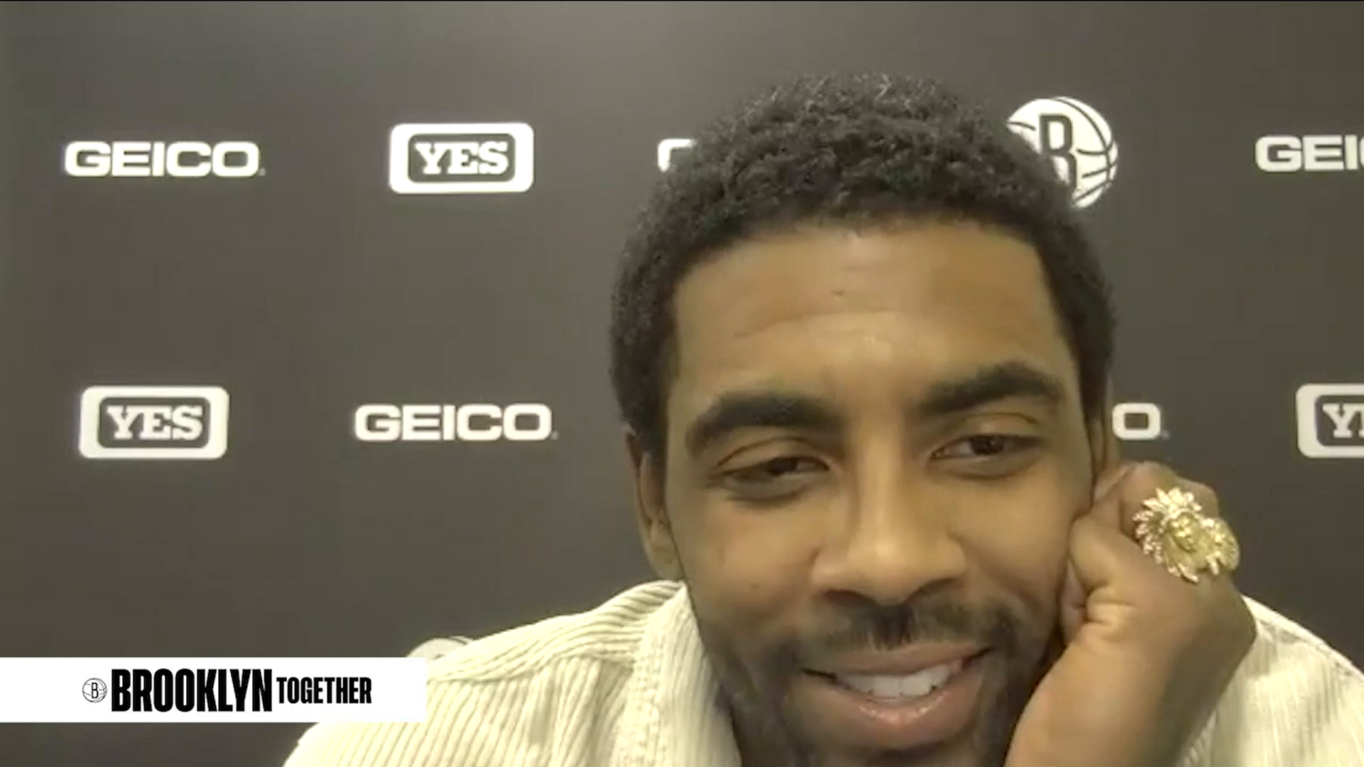 Kyrie Irving: Postgame vs. Cavs
