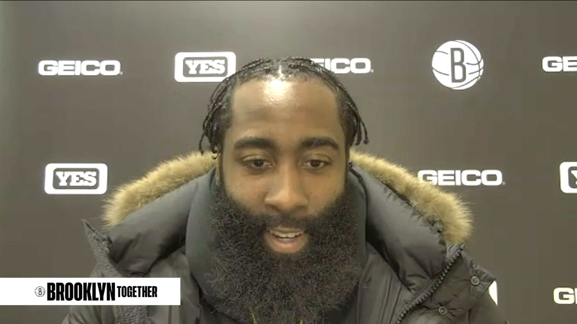 James Harden: Postgame vs. Cavs