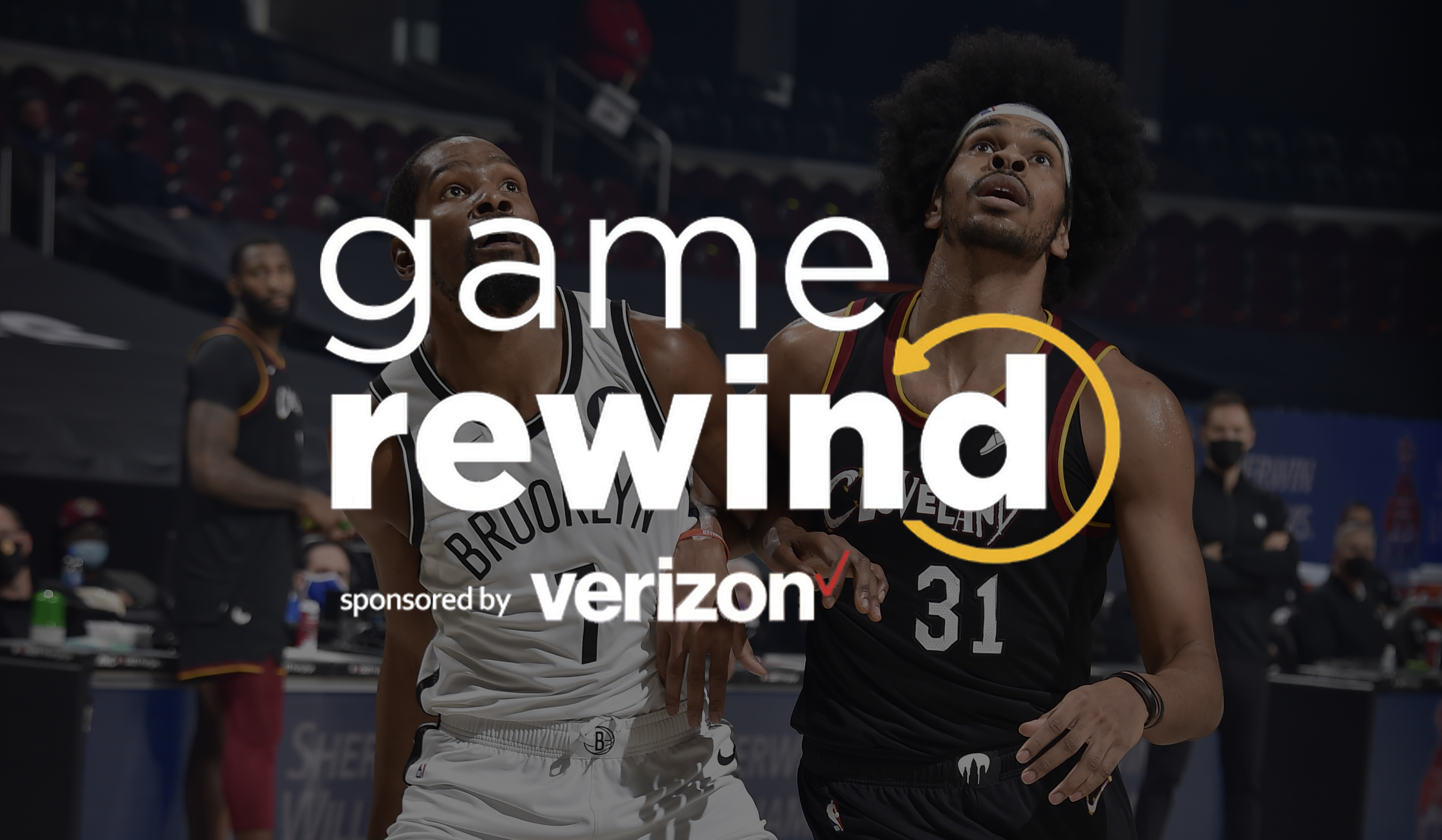 Verizon Game Rewind - Cavs vs Nets