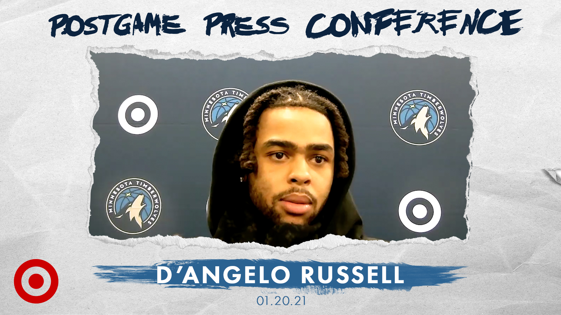 D'Angelo Russell Postgame Press Conference - January 20, 2021
