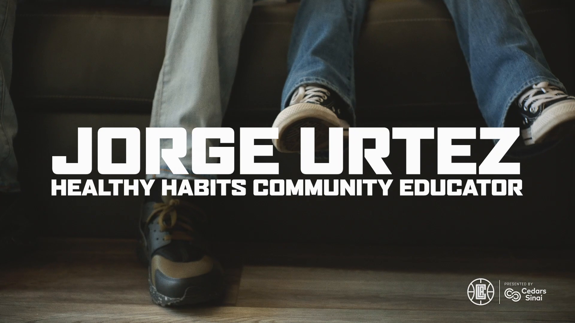 Jorge Urtez, Healthy Habits Community Educator