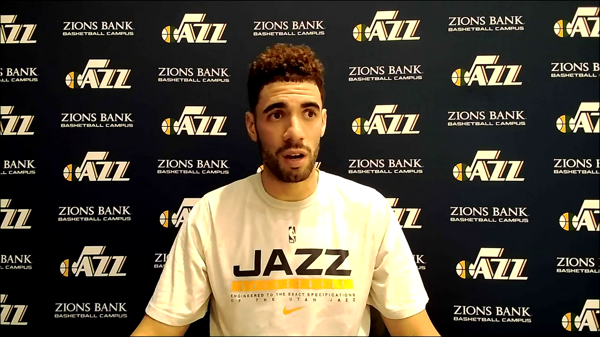 Shootaround 1.12—Georges talks about what makes the Jazz's bench successful