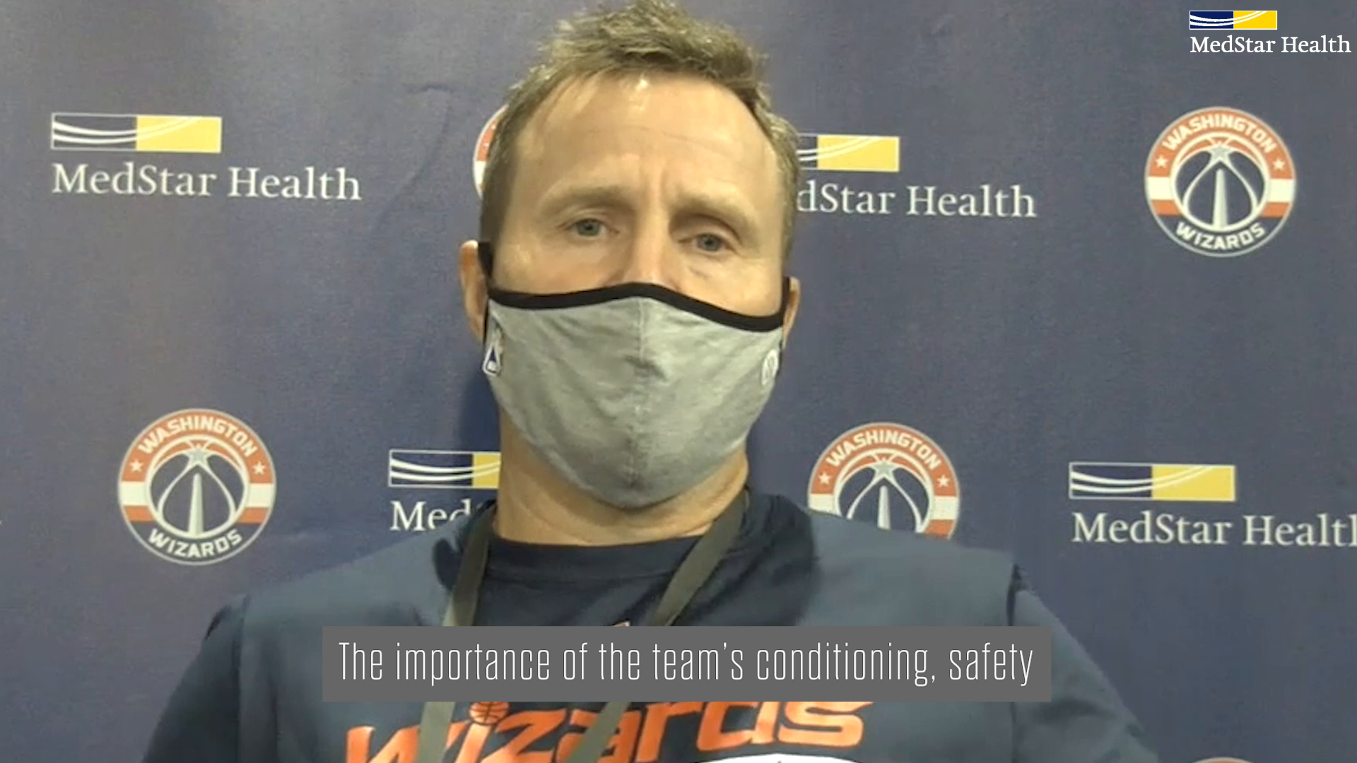 Scott Brooks Post-Practice Media Availability - 1/21/21