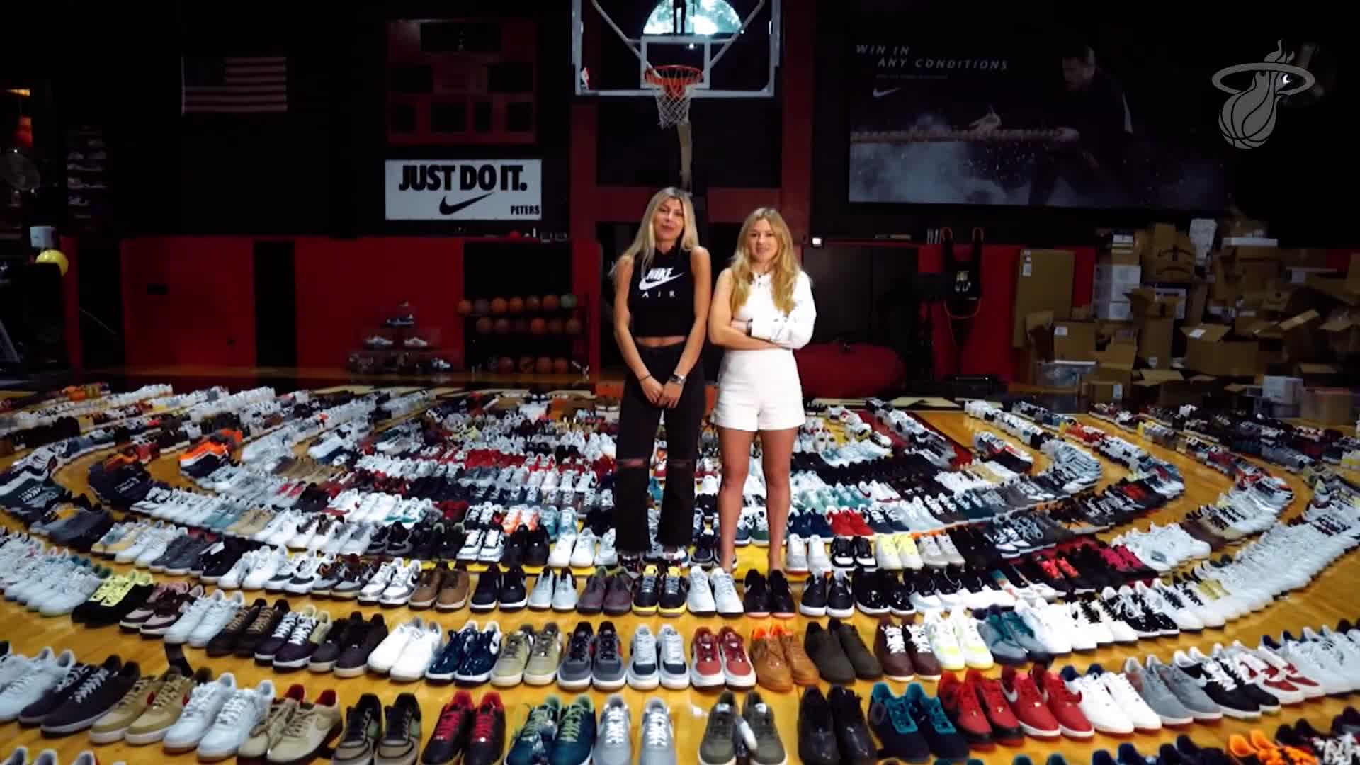 Not Your Average Sneaker Closet: The Chicks with Kicks