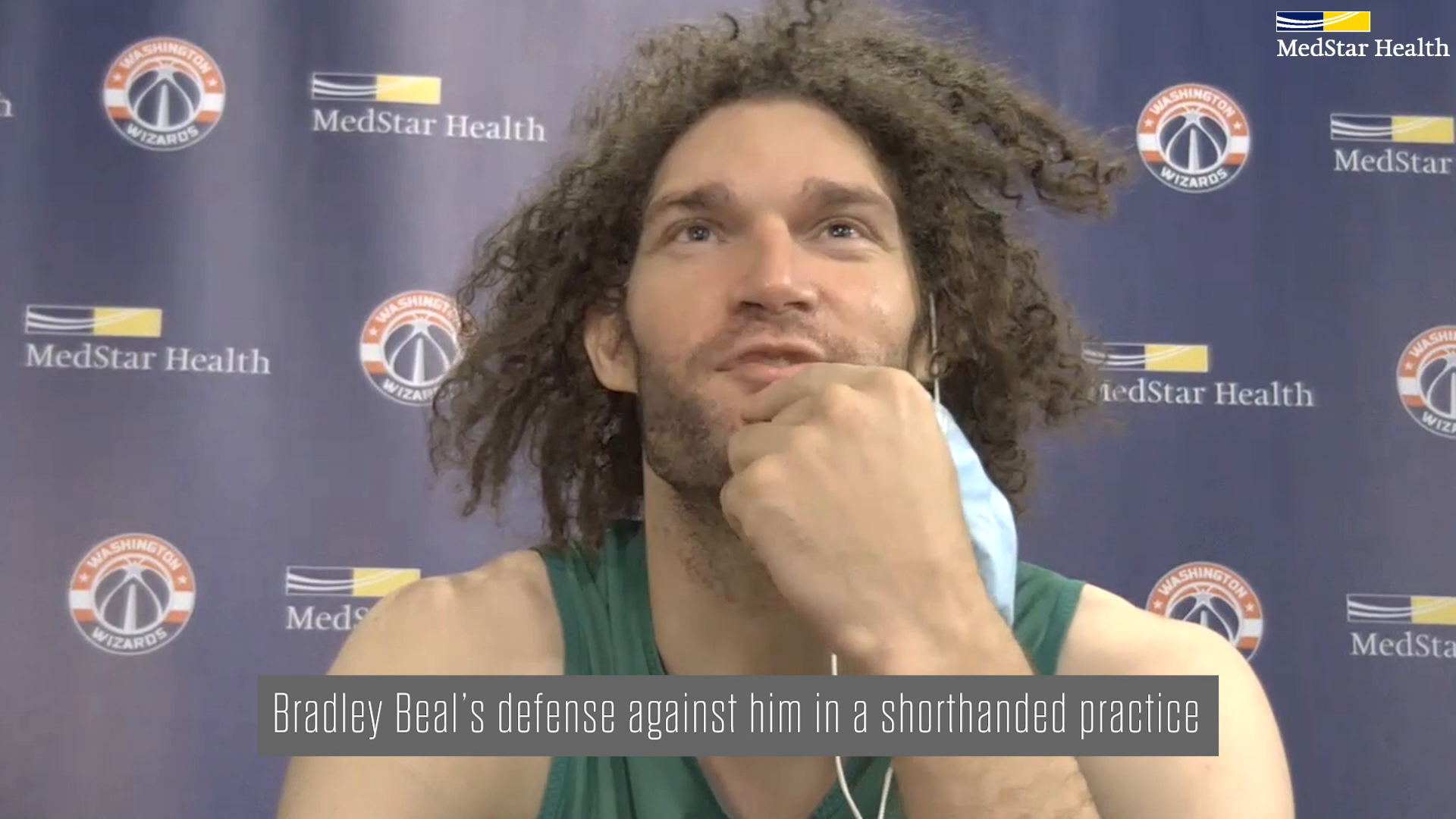 Robin Lopez Post-Practice Media Availability - 1/21/21