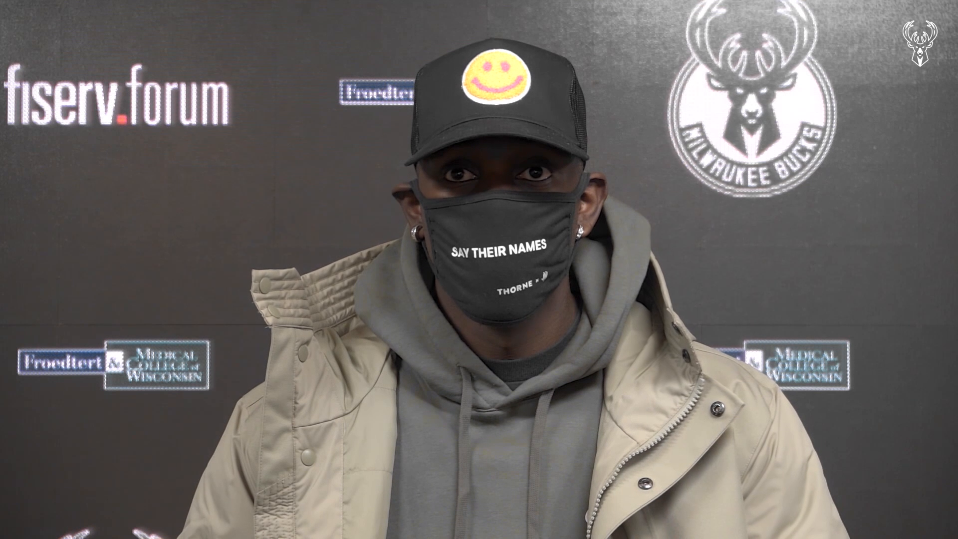 Jrue Holiday Press Conference | 1.21.21