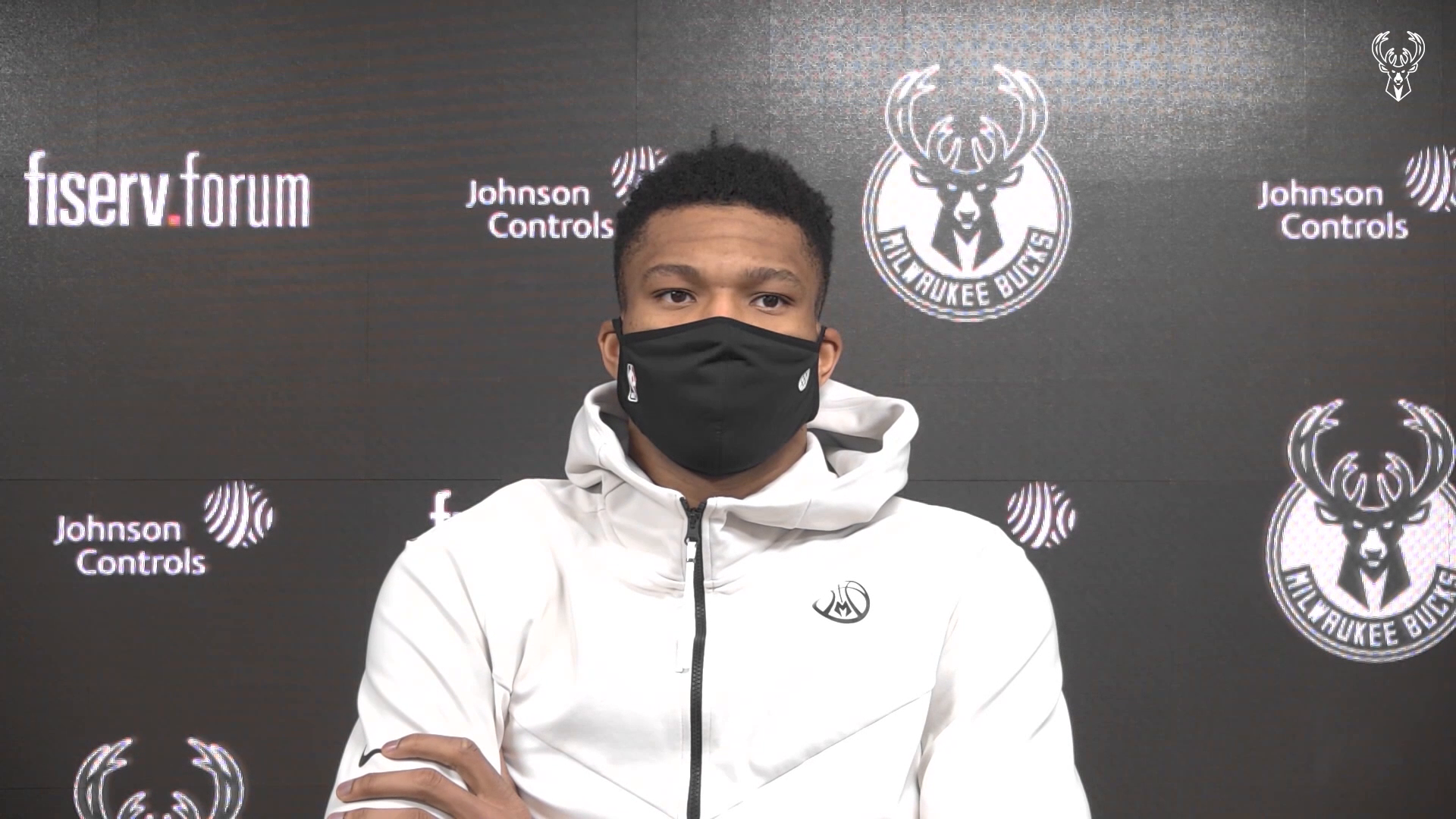 Giannis Antetokounmpo Press Conference | 1.21.21