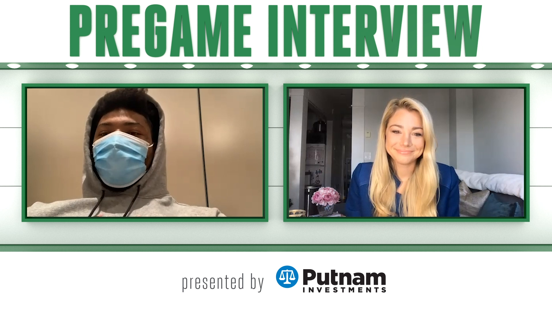 1/22 Putnam Pregame Interview: Compartmentalize